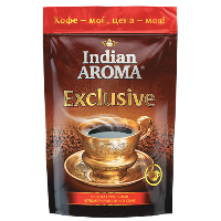 Кофе Indian Aroma Exclusive 75г