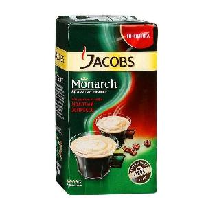 Кофе Jacobs Monarch Espresso 230г