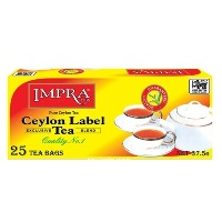Чай Impra Ceylon Label Tea 25пак + 5пак