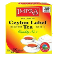 Чай Impra Ceylon Label Tea 100пак
